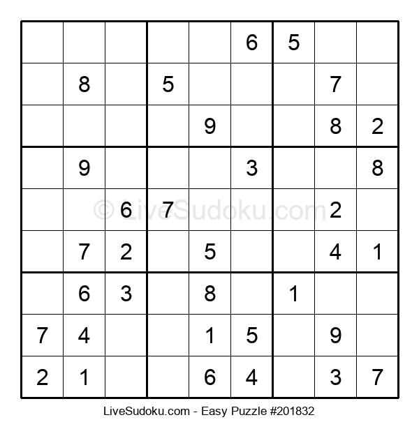 Beginners Puzzle #201832