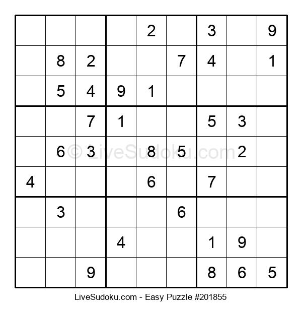Beginners Puzzle #201855