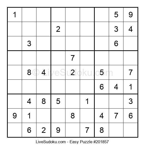 Beginners Puzzle #201857