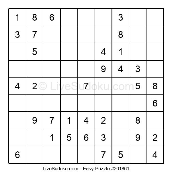 Beginners Puzzle #201861