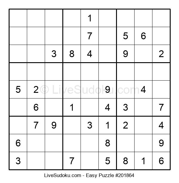 Beginners Puzzle #201864