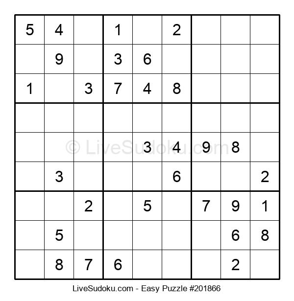 Beginners Puzzle #201866