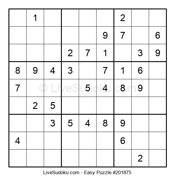 Beginners Puzzle #201875