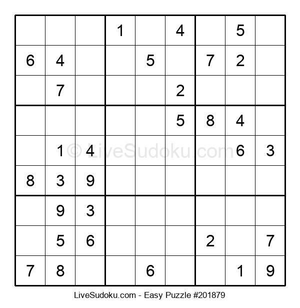 Beginners Puzzle #201879