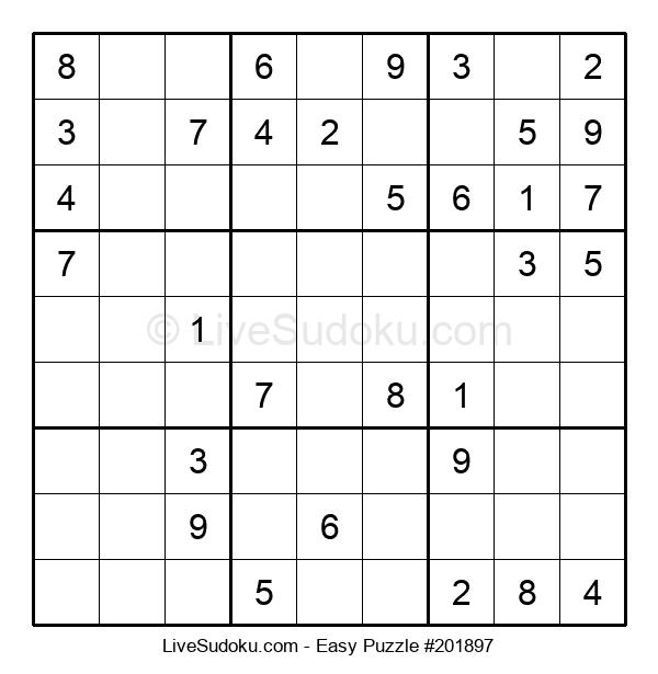 Beginners Puzzle #201897