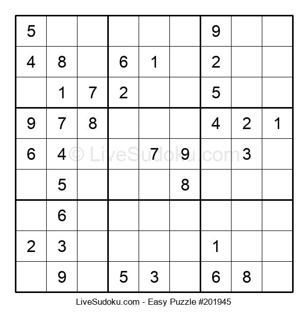 Beginners Puzzle #201945