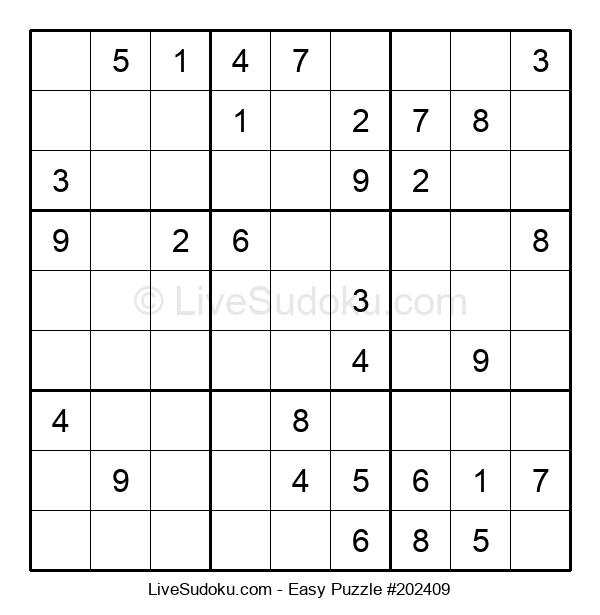 Beginners Puzzle #202409