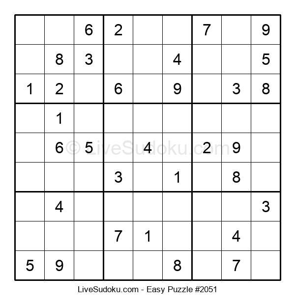 Beginners Puzzle #2051