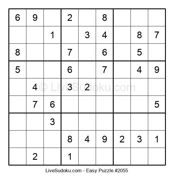 Beginners Puzzle #2055