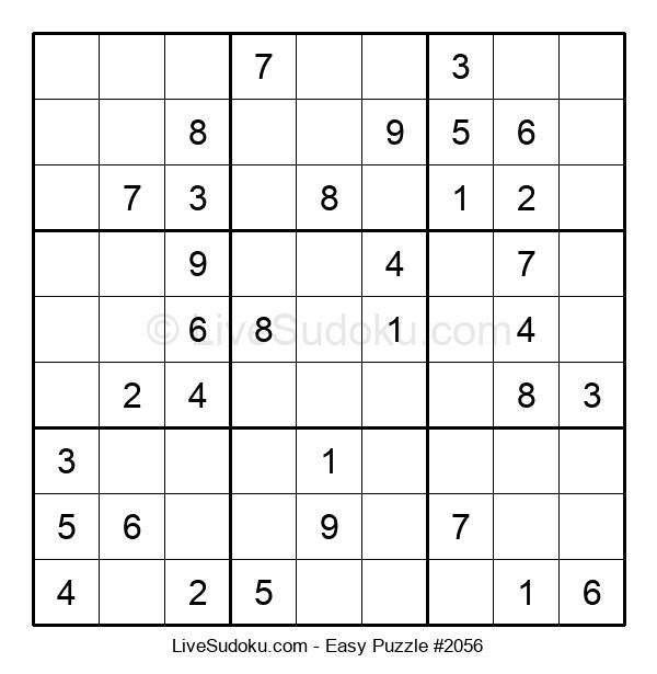 Beginners Puzzle #2056
