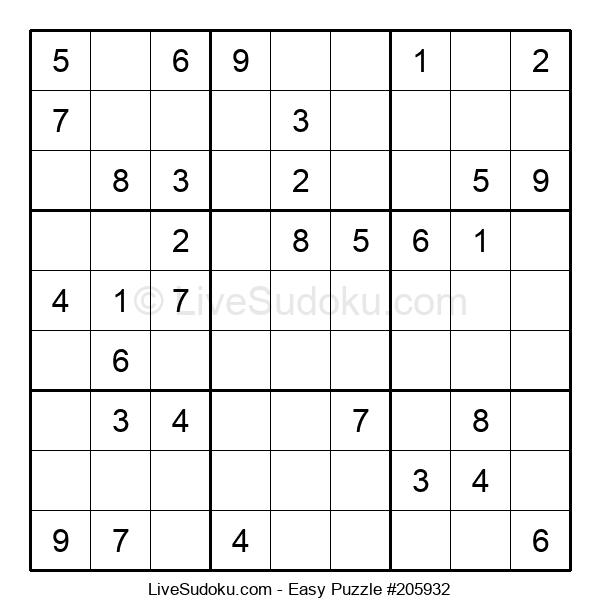 Beginners Puzzle #205932