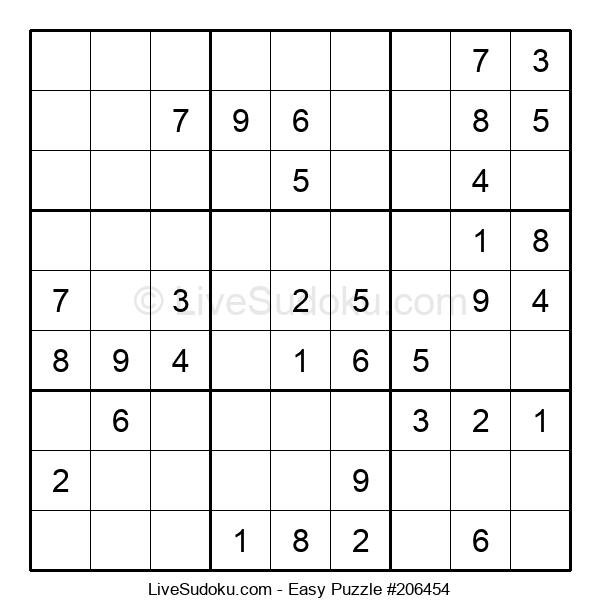 Beginners Puzzle #206454