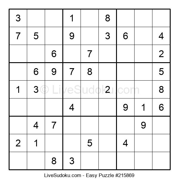 Beginners Puzzle #215869