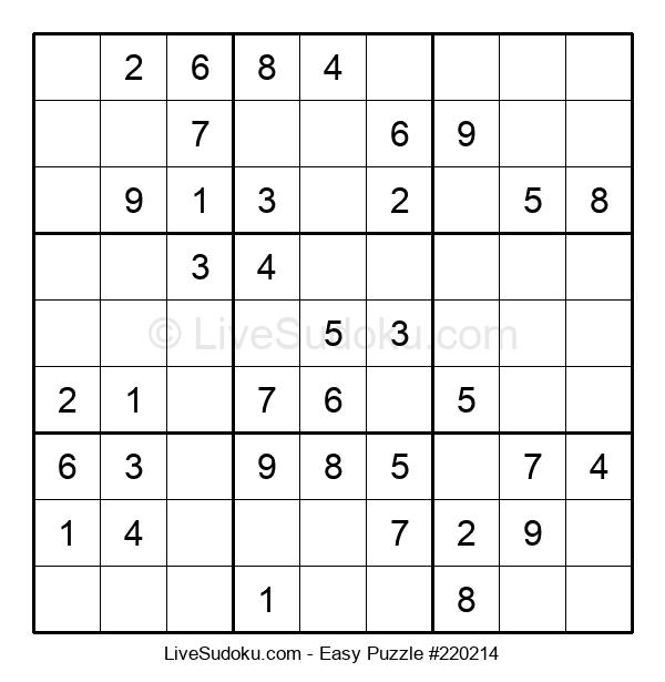 Beginners Puzzle #220214