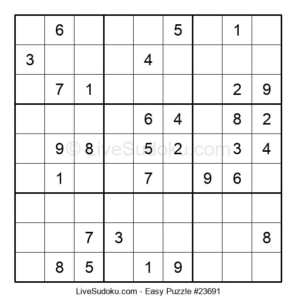 Beginners Puzzle #23691
