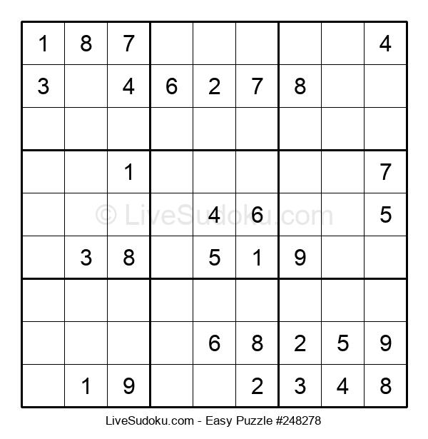 Beginners Puzzle #248278