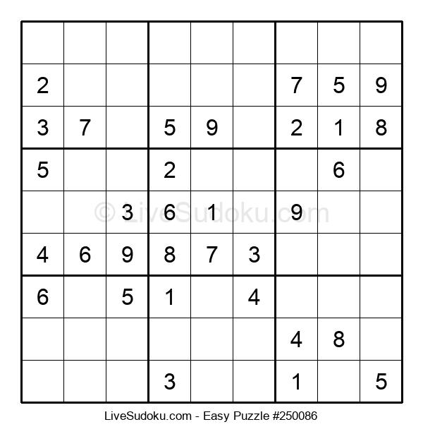 Beginners Puzzle #250086