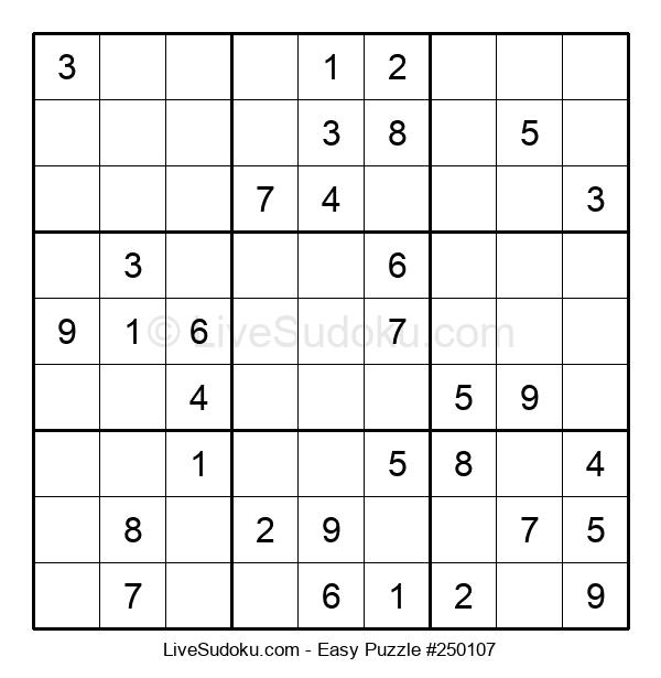 Beginners Puzzle #250107