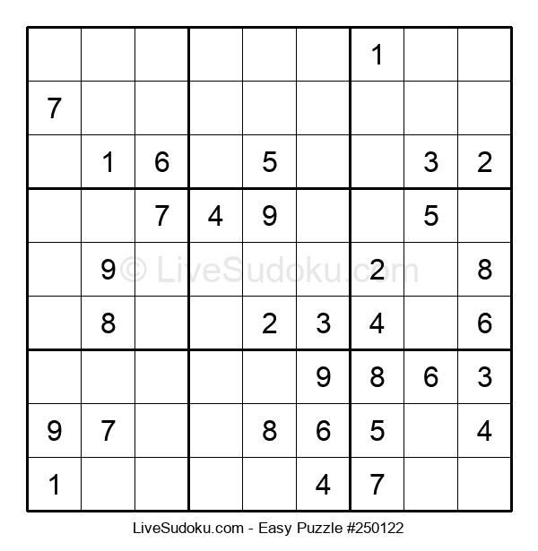 Beginners Puzzle #250122