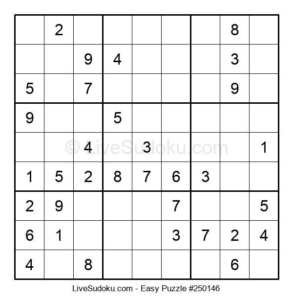 Beginners Puzzle #250146