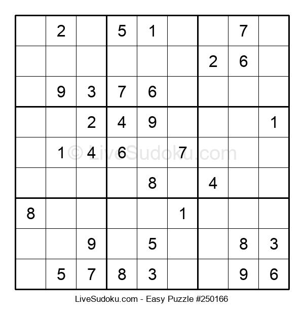 Beginners Puzzle #250166