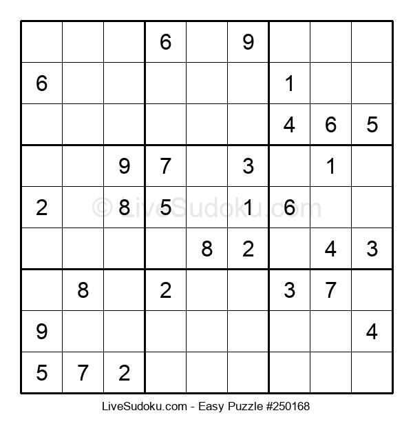 Beginners Puzzle #250168