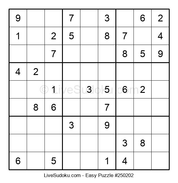 Beginners Puzzle #250202