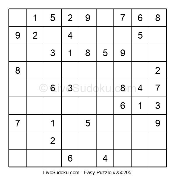 Beginners Puzzle #250205