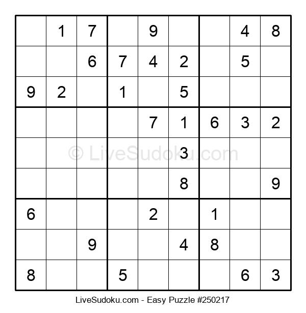 Beginners Puzzle #250217