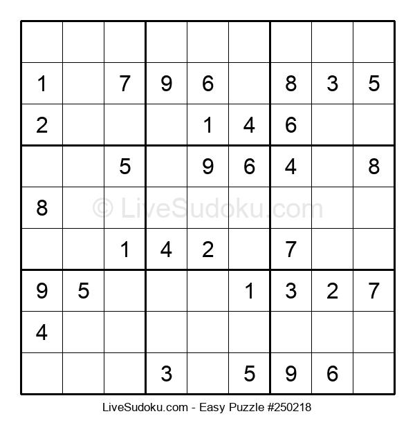 Beginners Puzzle #250218