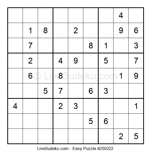Beginners Puzzle #250222