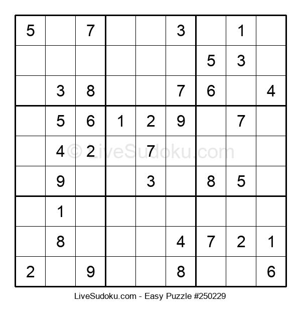 Beginners Puzzle #250229