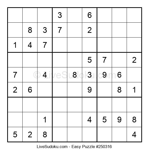 Beginners Puzzle #250316