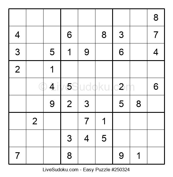 Beginners Puzzle #250324
