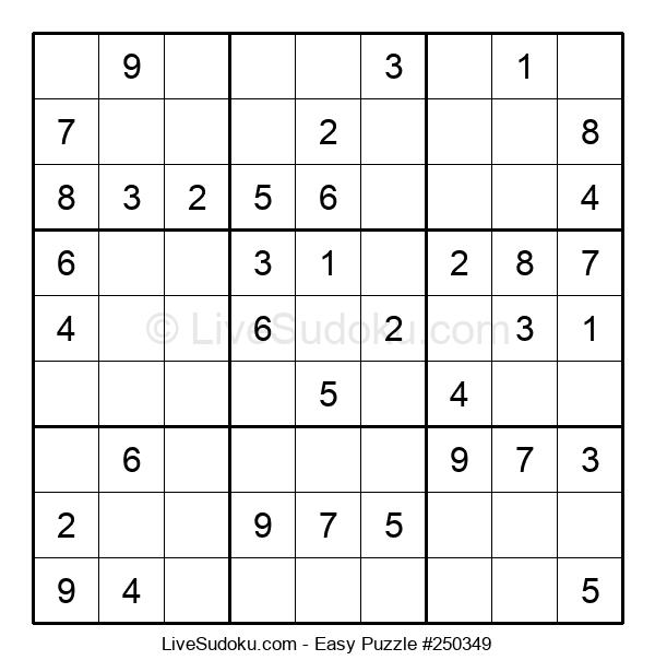 Beginners Puzzle #250349