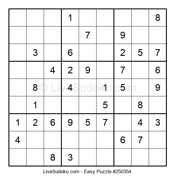Beginners Puzzle #250354