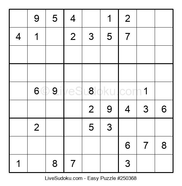 Beginners Puzzle #250368