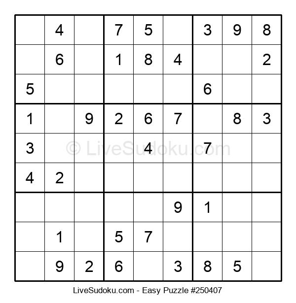Beginners Puzzle #250407