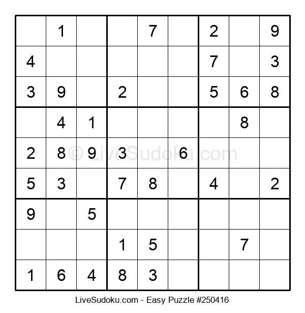 Beginners Puzzle #250416