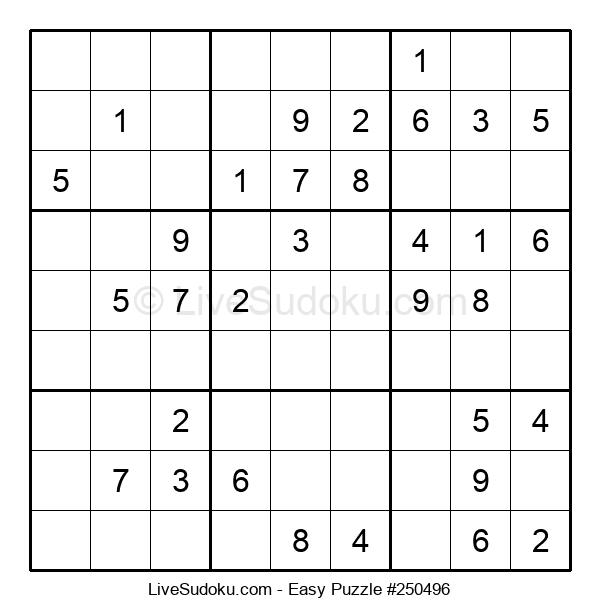 Beginners Puzzle #250496