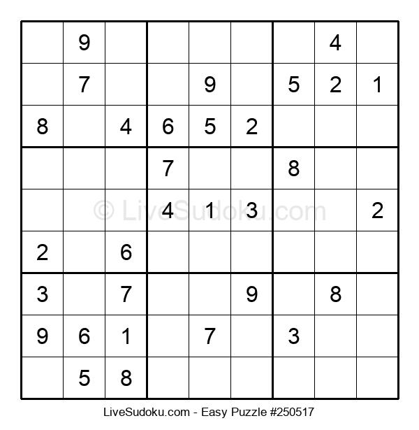 Beginners Puzzle #250517