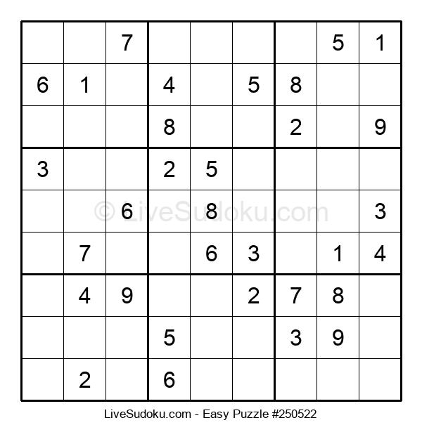 Beginners Puzzle #250522