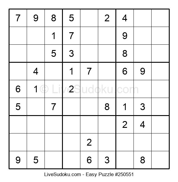 Beginners Puzzle #250551