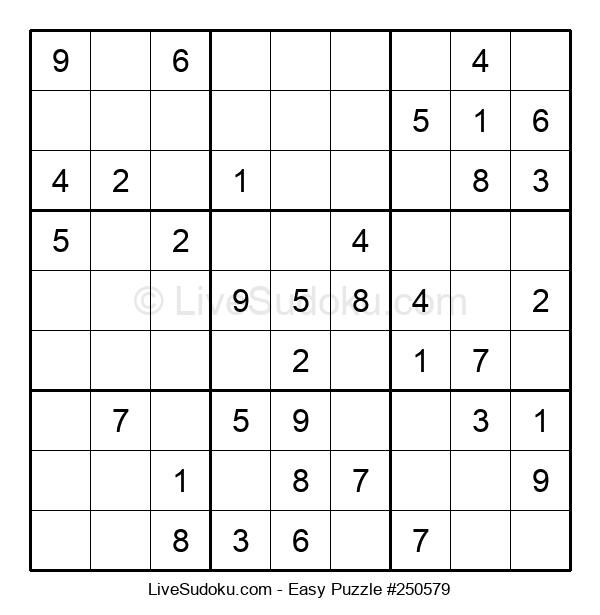 Beginners Puzzle #250579