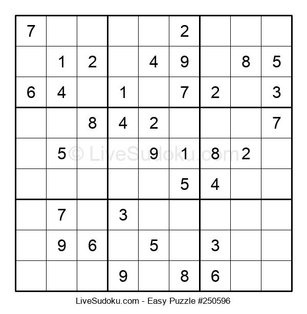 Beginners Puzzle #250596