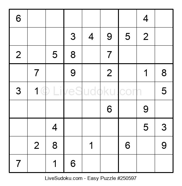 Beginners Puzzle #250597
