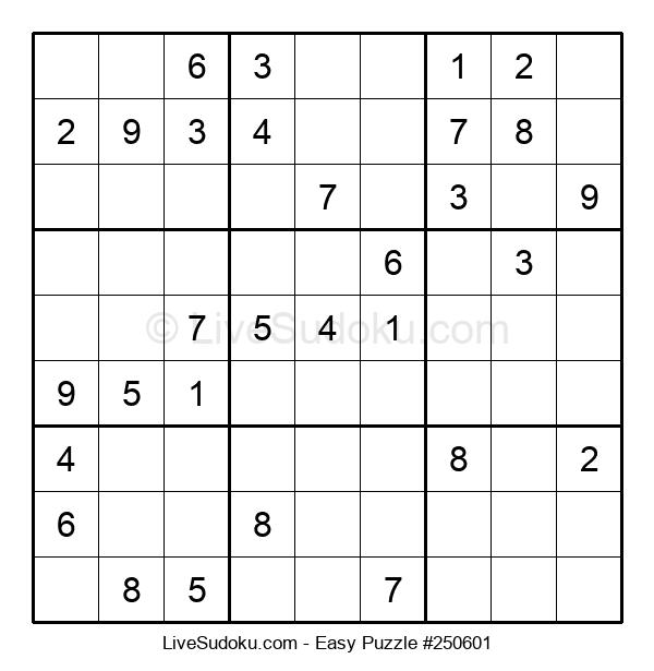 Beginners Puzzle #250601