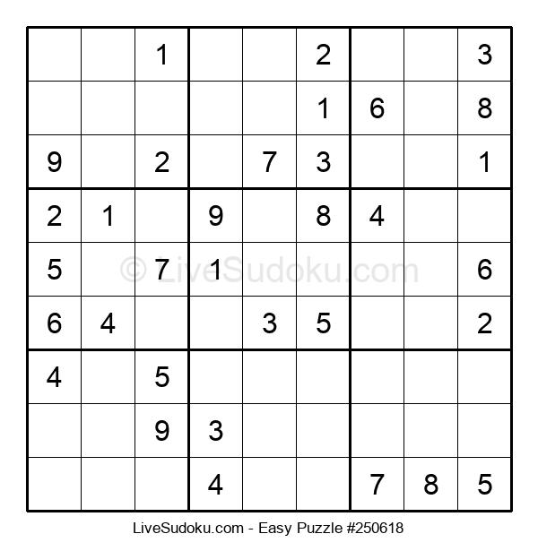 Beginners Puzzle #250618