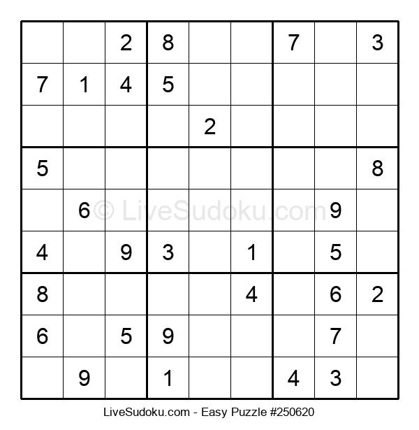 Beginners Puzzle #250620