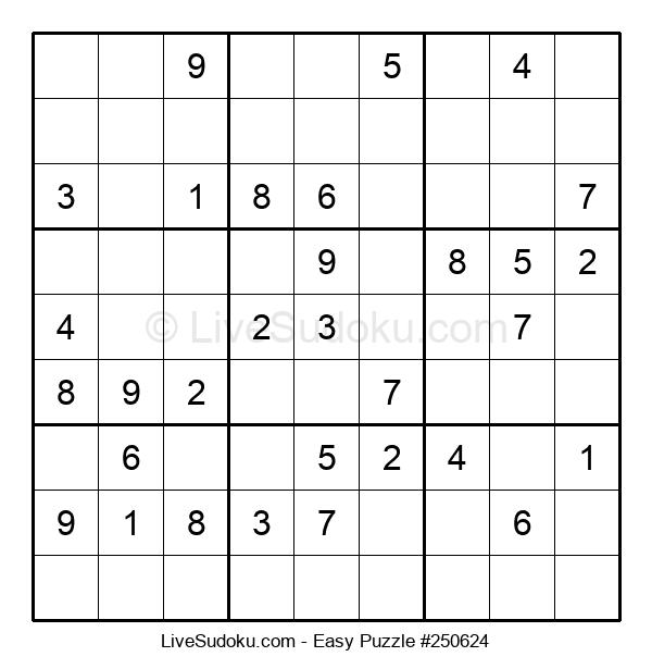 Beginners Puzzle #250624